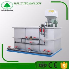 1000 L/H Automatic Chemical Dosing System For Water Treatment , Chlorine Dosing System
